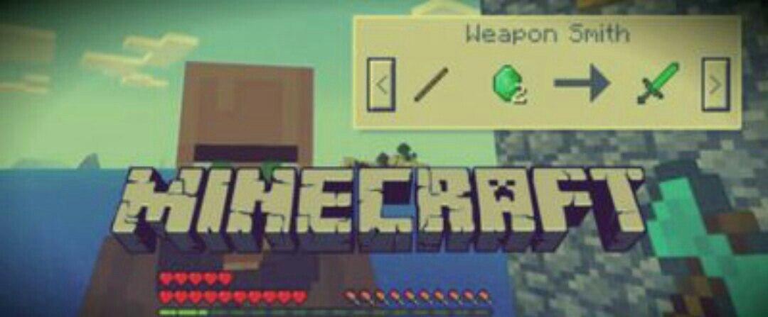 Мод MoreWeapon для Minecraft PE