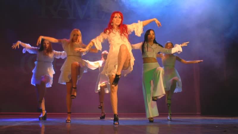 Girls Dance Show - Rampage – Hann ((G)I-DLE) AkiCon 2018