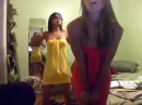 "Hot sexy cute little teen baby girls dancing ""Dont hurt me"""