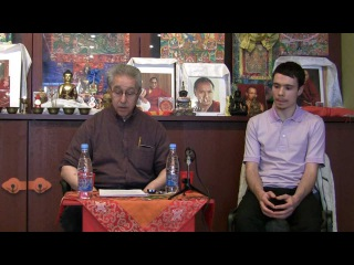 1/4 Developing Our Buddha-Nature Factors through Sutra and Tantra / EN - RU
