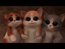Копия видео Подборка приколов из мультфильма Кот в сапогах и три дьяволенка
