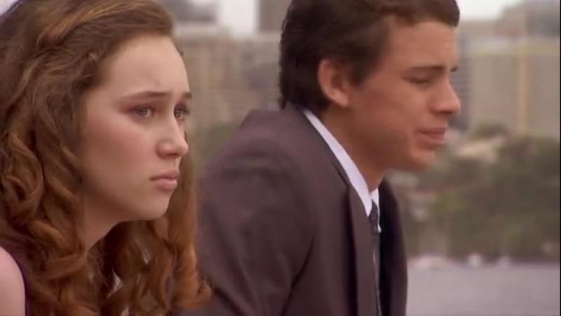 «Танцевальная академия» (2010) -- Эпизод 1x06 «Perfection» на русском языке