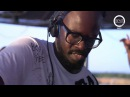 Black Coffee incredible sunset set Live From DJMagHQ Ibiza