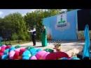 Татарский танец на фестивале Народные истоки в с.Икково таванен