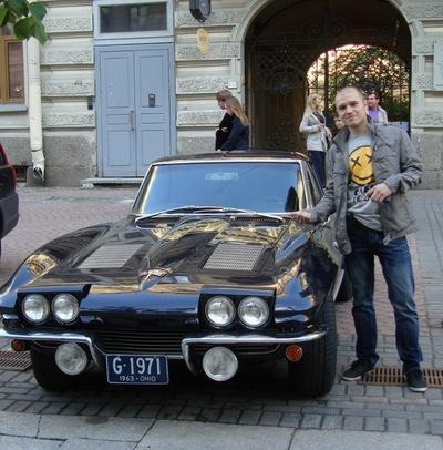 Денис Зи, 17 июля , Москва, id194719845