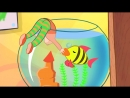 Жила была Царевна Про уборку Веселые развивающие мультики для детей