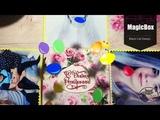 Magic box шокобокс с фото для Любимой тети!