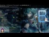 RainbowJohnYT - Panda Eyes - ILY Fanteers Final Level (2018-05-25) Osu mods Relax+Hidden