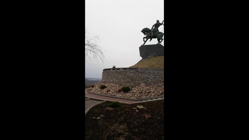 уфа2 памятник Салавата юлаеву