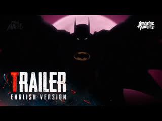 ENG | Трейлер: «Бэтмен против Черепашек-Ниндзя» / «Batman vs. Teenage Mutant Ninja Turtles», 2019
