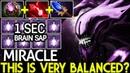 Miracle Bane 550 Damage Brain Sap 1 Sec Cooldown Very Balanced 7 19 Dota 2