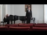 Константин Сидько - П.И. Чайковский - Ария Онегина из оперы Евгений Онегин