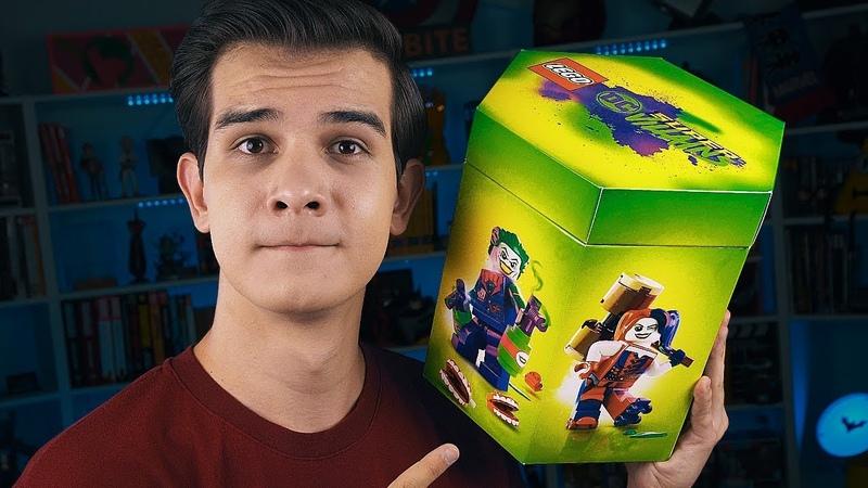 КОЛЛЕКЦИОНКА LEGO DC SUPER-VILLAINS
