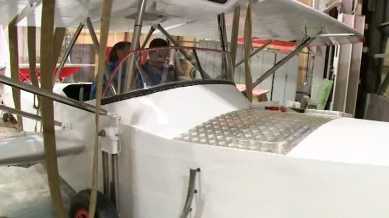 Самолёт-амфибия из Петербурга