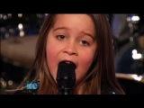 6-ти летняя девочка поет метал!