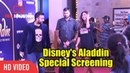 Shilpa Shetty And Family At Disney's Aladdin Special Screening Viralbollywood