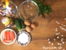 Крабовый с креветками