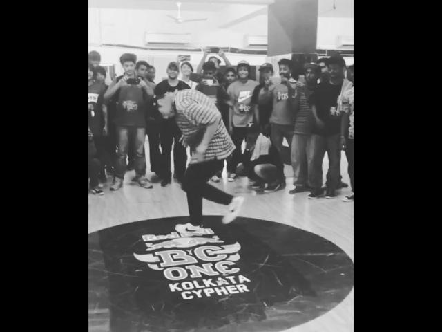 Wing [Red Bull BC One Kolkata Cyther 2017]