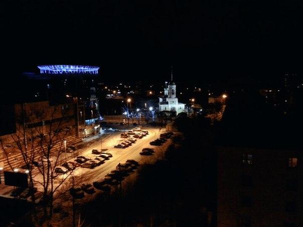 Вечерняя Вологда ❤
