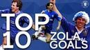Top 10 Gianfranco Zola worldies!   Chelsea Tops