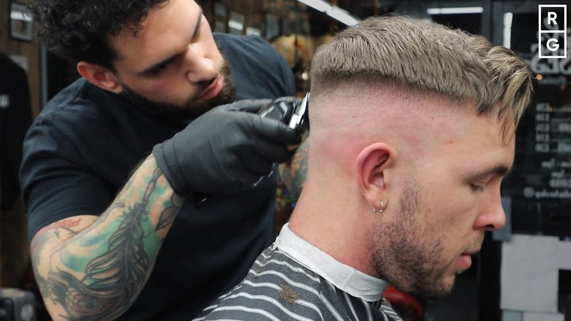 High Skin Fade Long On Top Haircut | Good Haircut When Growing Out The Top