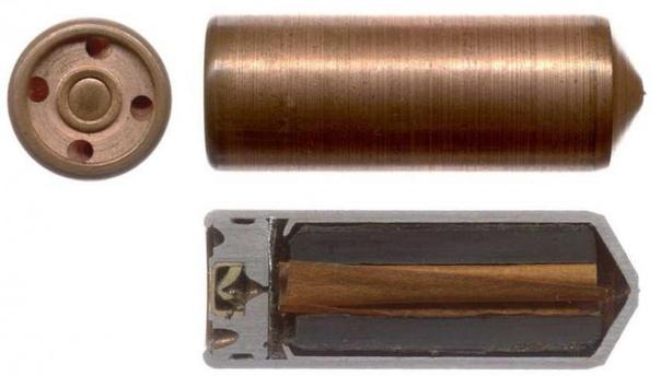 GYROJET. РАКЕТНЫЙ ПИСТОЛЕТ ДЖЕЙМСА БОНДА Gyrojet - уникальный ракетный пистолет, разработанный компанией MB Associates в 1960-х годах. Причина столь необычного конструкторского решения