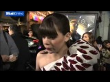 Stars walk the red carpet for the Ender's Game premiere