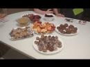 фотосессия вкусностей приготовленных на домашнем мастер классе
