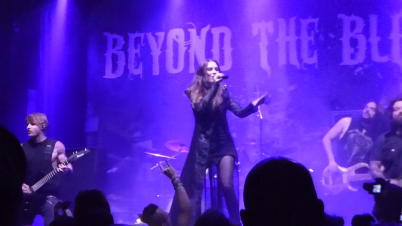 Beyond The Black Intro Heart Of The Hurricane @ FemME V Dynamo Eindhoven 13 10 2018
