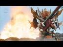 Могучие рейнджеры супер Самураи 15 серия Уловка обманщика Рейнджеры уничтожили Серратора