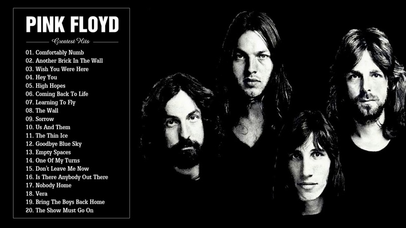 Pink Floyd Greatest Hits Playlist - The Best Songs Of Pink Floyd