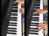 The Faceless - In Solitude (piano cover)
