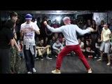 Eastern Splash 2014. Mix styles 3x3. четвертый 1/4 финал