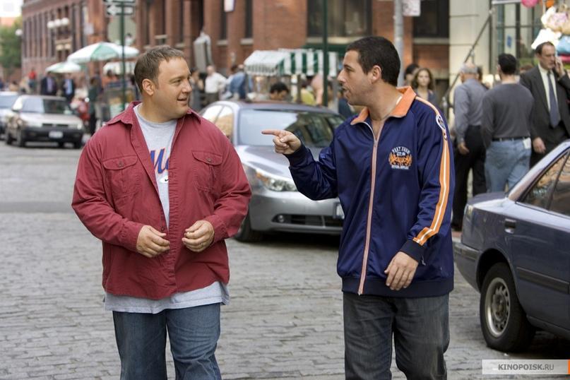 Чак и Ларри: Пожарная свадьба (2007)