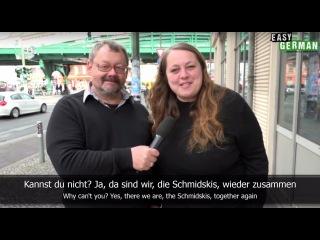 Easy German 151 - Wovor hast du Angst?