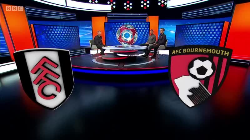 FUL - BOU | Matchday 10 | EPL hl