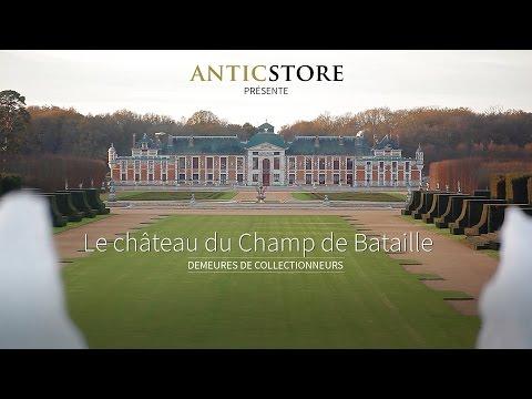 Château du Champ de Bataille - Jacques Garcia | Anticstore