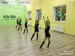 Что будет, если Вы запишете ребенка в студию танца КИ-ВИ?