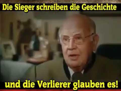 Sie hatten von Anfang an die Idee die Deutsche Wirtschaft zu vernichten...