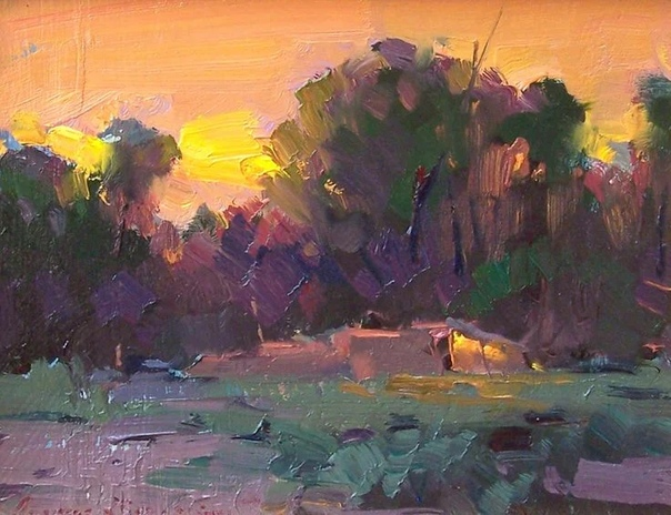 Ованес Берберян  удивительный современный живописец
