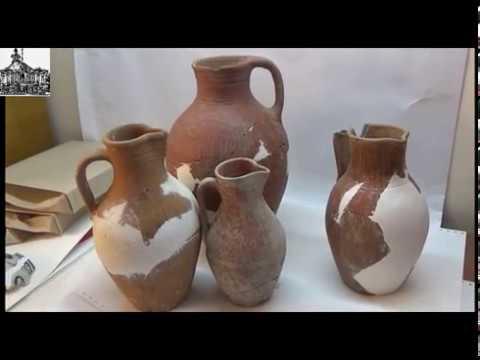 Кувшины средневекового Азака