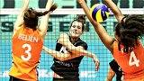 Лучшие моменты Nathalie Lemmens (Бельгия) | Женский волейбол | WGP 2017