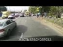 Авария на Семафорной