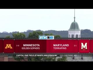 NCAAF 2018 / Week 04 / Minnesota Golden Gophers - Maryland Terrapins / 2Н / EN