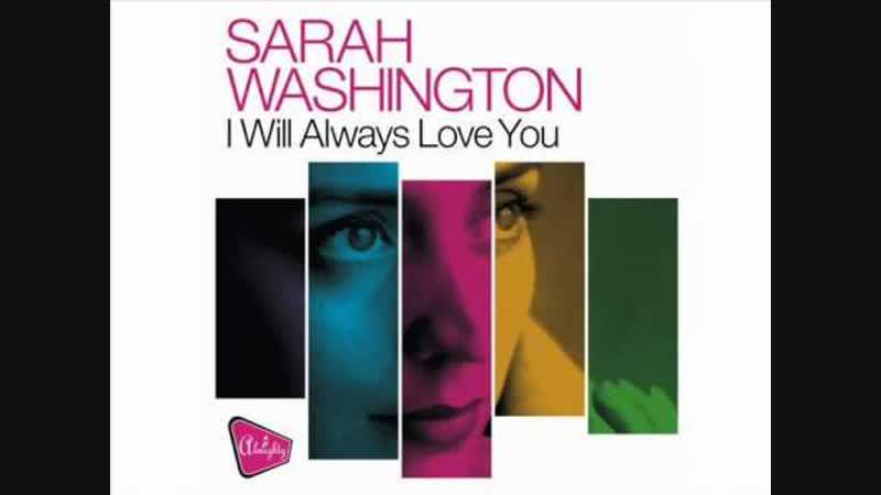 Sarah Washinton - I Will Always Love You (1993) Dance Mix