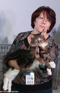 Светлана Сидорова, 3 августа , Москва, id154111717