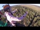 Прыжки с веревкой 70 метров Роупджампинг LevelUp Гомель