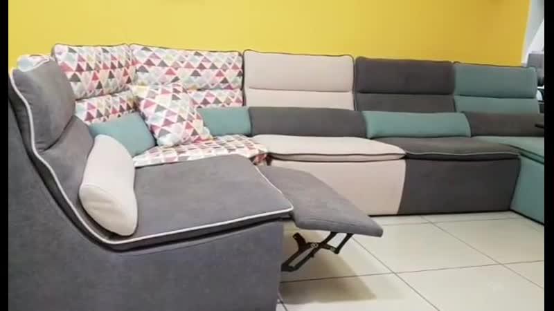 Продолжаем знакомство с диваном конструктором Rognan Saiwala г Москва 🙌 В такой полной комплектации и поистине в скандинавс