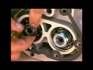 Disassembly of Harley Davidson 5 Speed Transmission