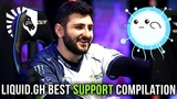 gh-god TI7 Winner EPIC Gameplay Compilation - One of the BEST Support Players in Dota 2 History